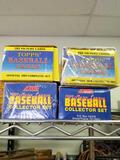 1989 Score Topps Complete Sets Baseball 4 Units