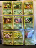 Pokemon cards grass type