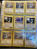 Pokemon cards misc. types