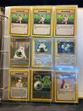 Pokemon cards Misc.