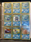 Pokemon cards water type