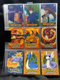 Pokemon cards in Pages