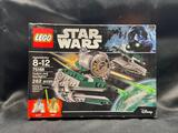 Star Wars Lego yodas Jedi starfighter