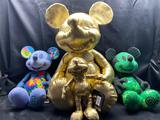 Mickey Mouse memories stuffed animals