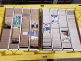 2 Boxes of over 5000 Baseball cards