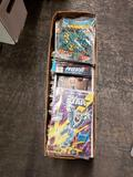 Large lot of mixed Comics