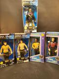 Star Trek Collector figures