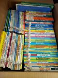 Box of Dr Suess books