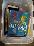 Lot of mixed Disney books