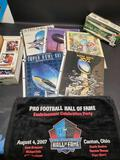 Super Bowl Game programs Football Cards and