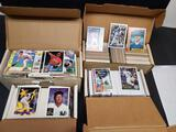 Mixed Baseball cards sets and xtras