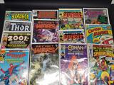 13 Lot ofVery Good Condition Comis