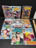 Lot of Mixed Comics
