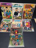 Superman lot of 7 Comics