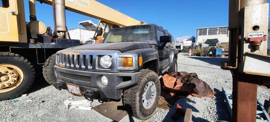 H3 Hummer 2007 one owner, fully restored 98% completed project