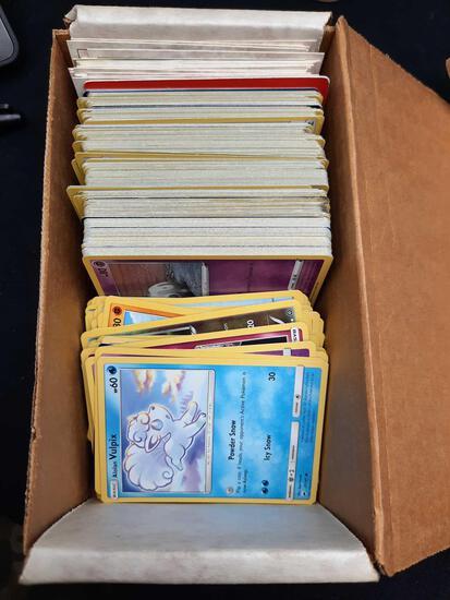 Box of Cards, Pokemon, Coca-Cola