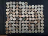 Big Nickel Lot 100+ Nickels $5 Face Value