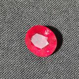 Natural Mined Beauty Ruby Gem Stone 6.0ct VS Shiny