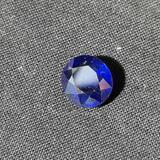 6.25ct Deep Blue Sapphire Natural Gem Stone Oval Cut