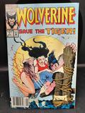 Marvel Comics Wolverine 1st Edition Save The Tiger