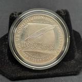 1987 U.S. Constitutional Silver Coin .77 Troy Oz United States Mint in Box