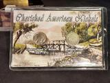 Cherished Americab Nickels Set of 2 Buffalo & Liberty