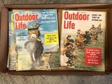 Outdoor Life Magazines 1959 5 Units