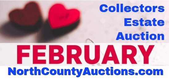 2021 February Collectors Estate Auction