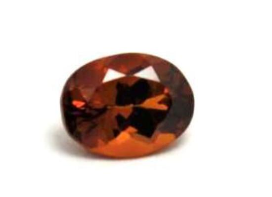 4.50ct Sapphire Natural Golden Yellow Orange Beauty Fiery Gem Stone w/ ID Card