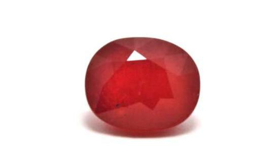 Big 11.54ct Blood Red Ruby Natural Gem Stone