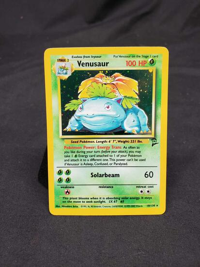 Base set 2 Venusaur