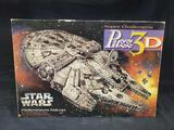 Millennium falcon 3-d puzzle