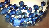 1.66ct Combined Navy Blue Sapphire Gem Stones