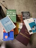 Mixed lot of How to Handbooks. Hazardous chemicals. Switching Transister