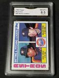 1984 Topps Ryan/Cruz NM-MT+ 8.5