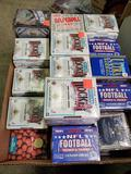 Factory sealed sports cards
