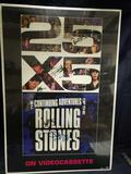 Rolling Stones Poster that looks to have Signatures.