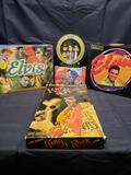 Elvis Presley Trivia game. Uno. Elvis the game. King of rock game.