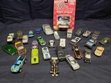 Vintage Die Cast cars.