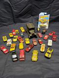 Vintage Die Cast cars What appears to be old metal Model T