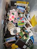 Magnet and keychain lot. Vegas hotels and more