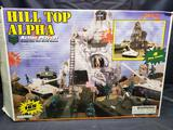 Hill Top Alpha action playset