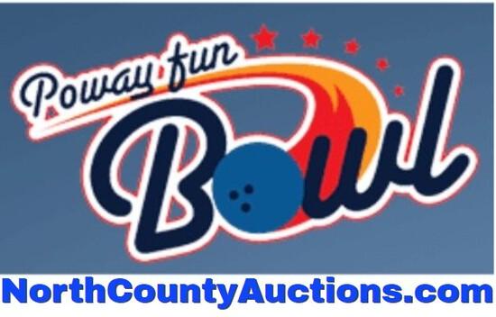 2021 Poway Fun Bowl Auction