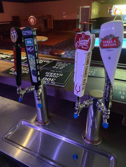 dispenser beer kegs