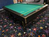 10ft Olhausen pool table