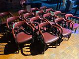 Padded Solid Heavy Bar chairs 15 Units