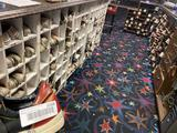 Entire lot of bowling shoes