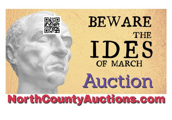 Ides of March Collectors Auction