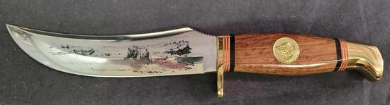Sportsmen's of the year Hunting and Fishing knife