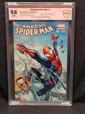 Amazing Spider Man #1 Signed Graded 9.8